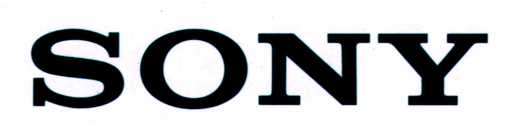 logo- sony